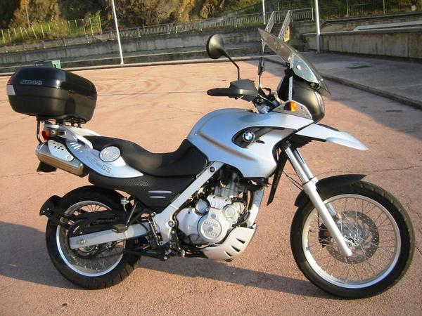 Vendo Bmw F 650 Gs 2005 Doble Bujia Abs Punos Foro Motos