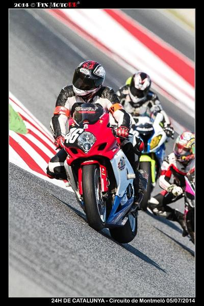 24 horas Montmelo