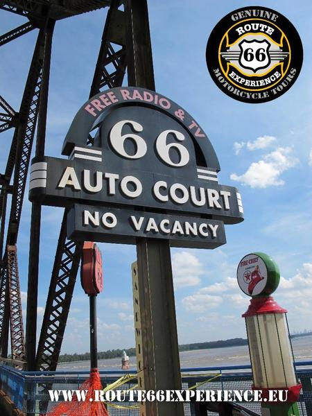 Route 66 experience  old chains of rock thumb l